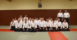 Aikido stage de préparation passage de grades nov.2015