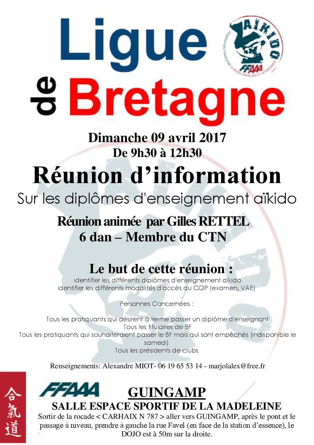 Affiche réunion d'information 9 avril
